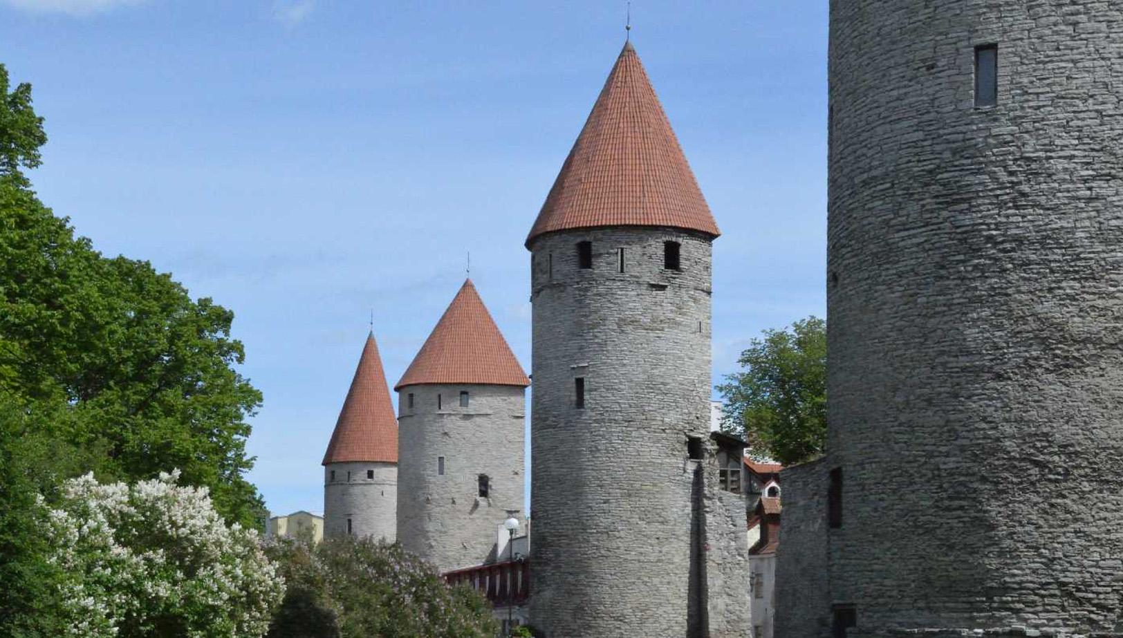 Baltikum und Polen